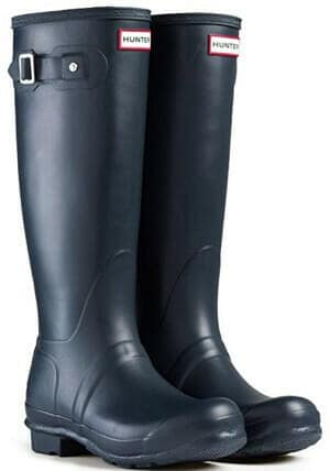 3 Comfort Factors of Hunter Boots