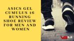 ASICS Gel Cumulus 16 Running Shoe Review
