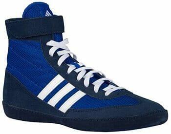 promo code 4b1e7 ab388 Adidas Men s Combat Speed 4 Wrestling Shoe Review