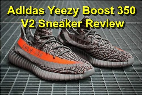 Adidas Yeezy Boost 350 V2 Sneaker Review
