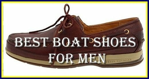 Best Boat Shoes for Men for Sailing Review