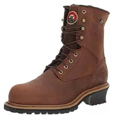what are the differences between logger boots and casual
