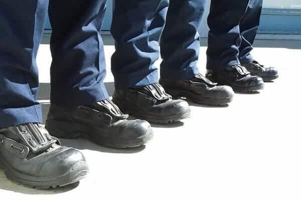 Best Side Zip Tactical Boots