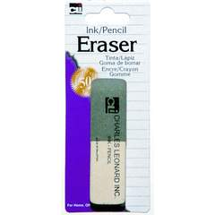 Charles Leonard Ink Pencil Eraser for Removal of Shoe Scuff Marks