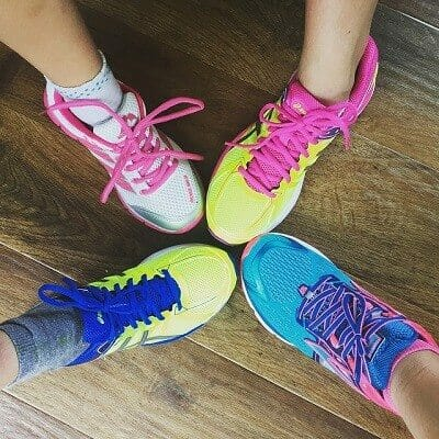 Choose Right Fitting Running Shoes