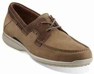 Clarks Men's Cape Boat Shoe Review