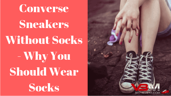 Converse Without Socks