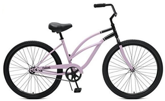 Critical Cycles Chatham-1 26 Inches Single Speed Women's Beach Cruiser Review 2
