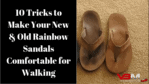 Do Rainbow Sandals Stretch Out