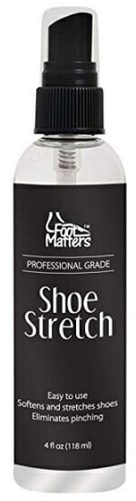 FootMatters Professional Shoe Stretch Spray to Stretch Your Shoes
