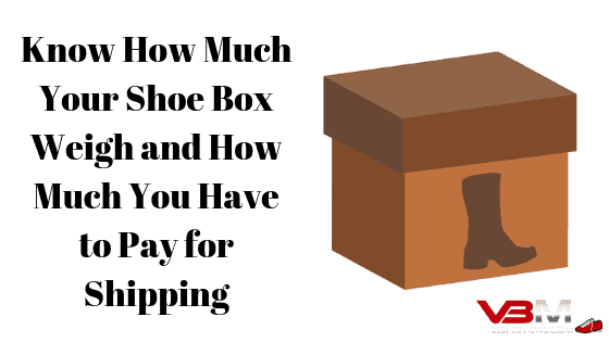 How Much Does a Shoe Box Weigh