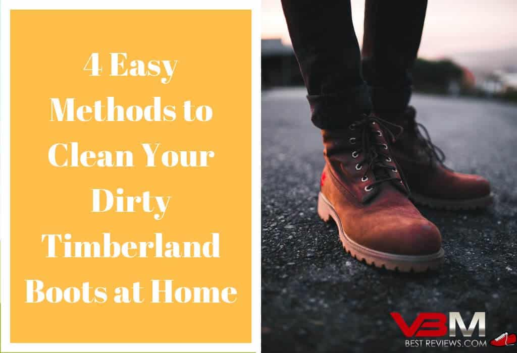 How to Clean Timberland Boots with Vinegar