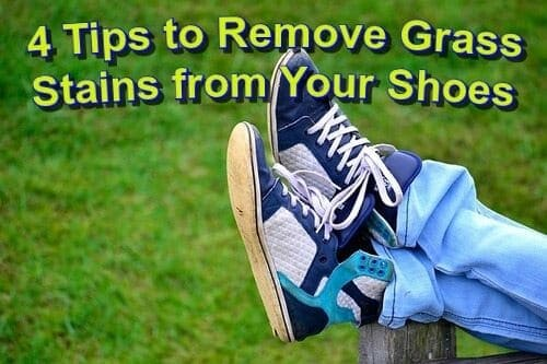 How To Get Grass Stain Out Of Shoes
