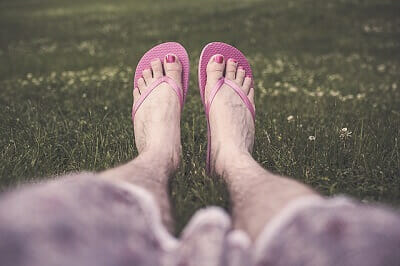 How to use Reflexology Sandals