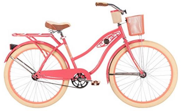 Huffy Bicycles 26657 Ladies Deluxe 26 Inches Cruiser Bicycle Review