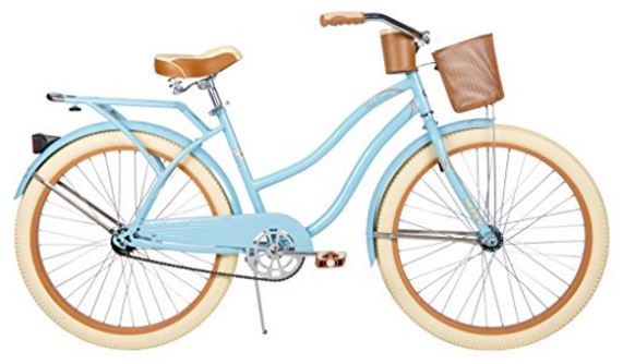 Huffy Nel Lusso 26 Inches Women's Cruiser Bike Review