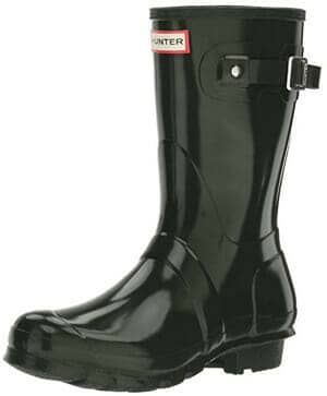 Hunter Women's Original Short Gloss Rain Boot