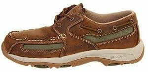Irish Setter Men's 3819 Lakeside Slip-On Boat Shoe Review