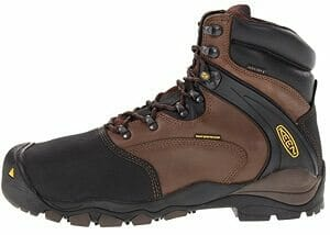 KEEN Utility Men's Louisville 6 Inch Internal Met Work Boot Review