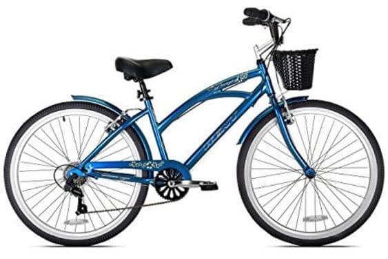 Kent Bay Breeze 7-Speed Women's Cruiser Bicycle Review