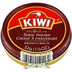 Kiwi Shoe Polish for Removing Scuff Marks from Your Footwear