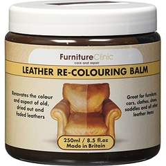 Leather Re-Colouring Balm for Removal of Scuff Marks from Shoes