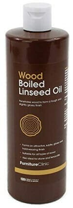 Linseed Oil for Cleaning Timberland Boots