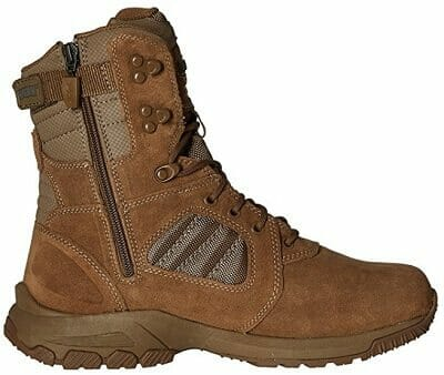 Magnum Men's Response Iii 8.0 Side Zip Military and Tactical Boot Review