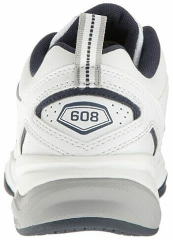 New Balance Men's MX608V4 Shoe Back Pull Tab