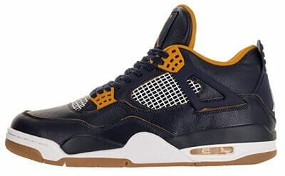 Nike Jordan Men's Air Jordan 4 Retro Basketball Shoe Review