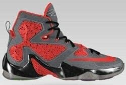 Nike Lebron 13 Sneaker Release Dates
