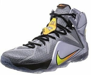 Nike Men's Lebron XII Basketball Shoe Review