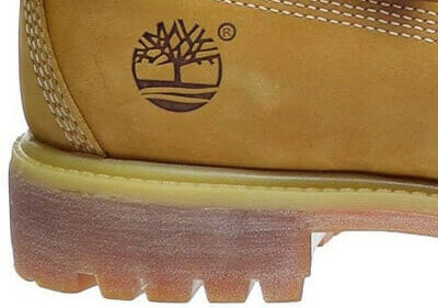 Official Logo of Authentic Timberland Boots