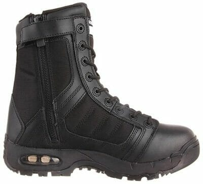 Original S.W.A.T. Men's Metro Air 9-Inch Side-Zip Tactical Boot Review
