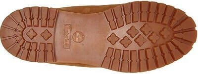 Premium Waterproof Outsole of Original Timberland Boot