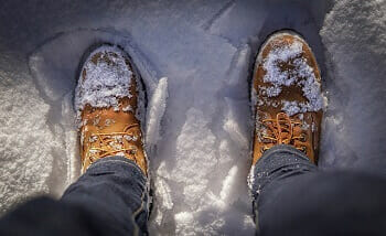 Removing Salt Stains from Timberland Boots