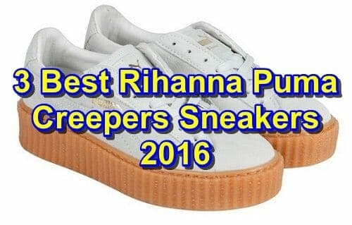 Rihanna Puma Creepers Sneakers Review