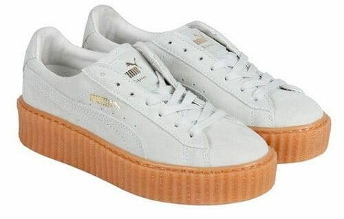 Rihanna Puma Creepers Sneakers Review 2016