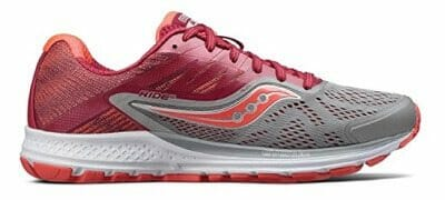Saucony Ride 10 Womens Shoe Review