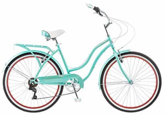 Schwinn 26 Inches Ladies Perla 7-Speed Cruiser Bike Review