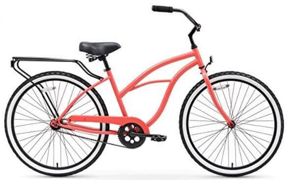 Sixthreezero Around The Block Women's 1-Speed Cruiser Bike Review 2