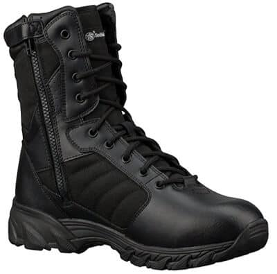 Smith & Wesson Breach 2.0 Men's Tactical Side-Zip Boot Review