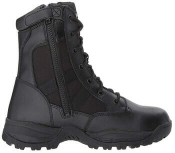 Smith & Wesson Mens Breach 2.0 Tactical Side Zip Boot