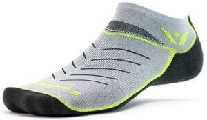 Swiftwick Vibe Zero Fast Dry No Show Walking Socks Review