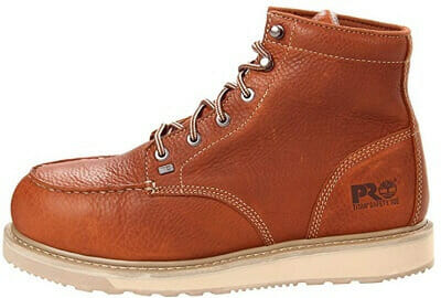 Timberland PRO Men's Barstow Wedge Alloy ST Work Boot Review