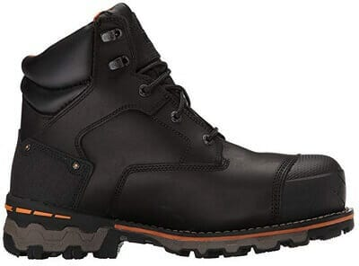 Timberland PRO Men's Boondock 6 Inch Composite Toe Waterproof Construction Boot Review