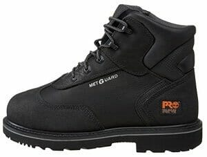 Timberland PRO Men's Internal Met Guard Work Boot Review