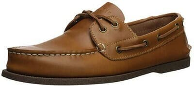 Tommy Hilfiger Men's Bowman Brown Boat Shoe