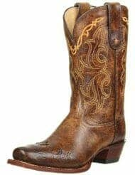 Tony Lama Women's Bark Santa Fe VF6004 Boot Review