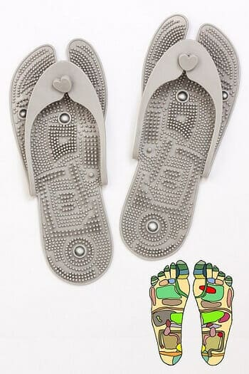What are Reflexology Sandals